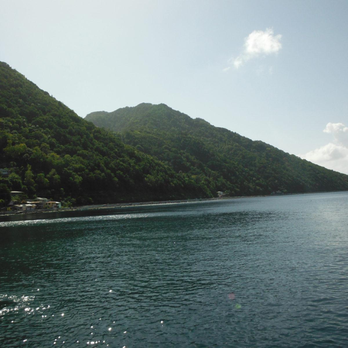 JAN 2014 – DOMINICA – MYSTERY TRIP